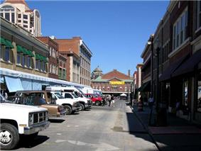 Roanoke City Market Historic District