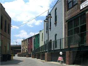Roanoke Warehouse Historic District
