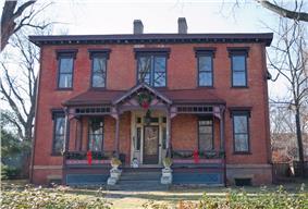 Robert Patton House