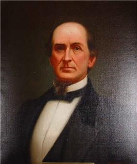 Gov. Robert Patton.