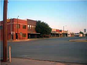 Downtown Roby