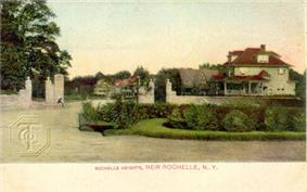 Rochelle Park-Rochelle Heights Historic District