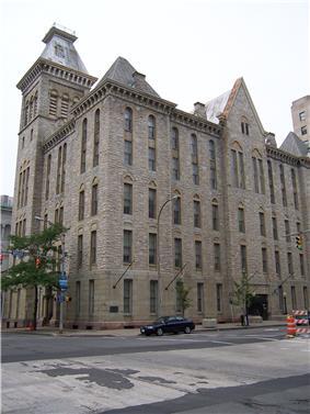 City Hall Historic District