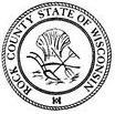 Seal of Rock County, Wisconsin