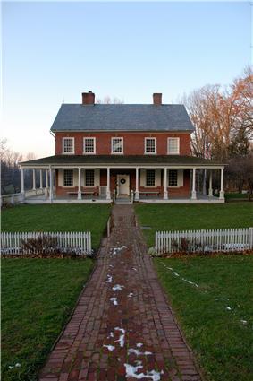 Gen. Edward Hand House