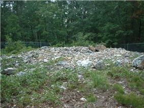 Rock Hawk Effigy Mound