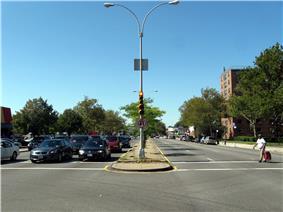Rockaway Parkway in Canarsie