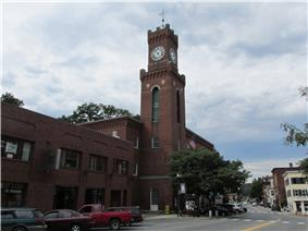 Bellows Falls Downtown Historic District