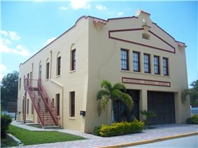 City of Rockledge First City Hall