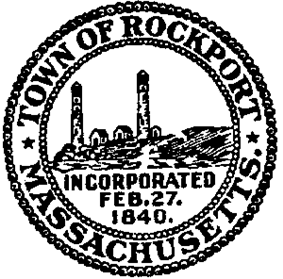 Official seal of Rockport, Massachusetts