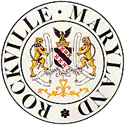 Official seal of Rockville, Maryland
