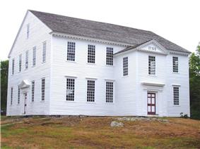 Rocky Hill Meetinghouse and Parsonage