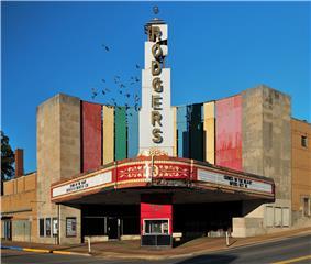 Rodgers Theatre Building (Art Deco architecture)