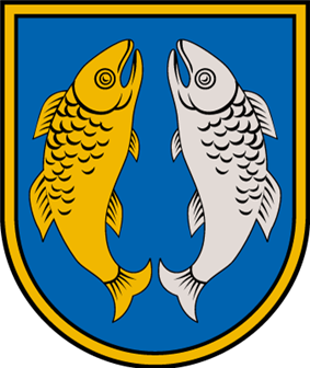 Coat of arms of Roja Municipality