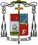Coat of arms of the Diocese of Talibon