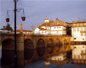 Roman Bridge at Chaves
