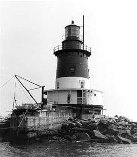 Romer Shoal Light Station