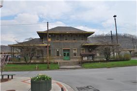Ronceverte Historic District