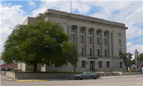 Rooks County Courthouse