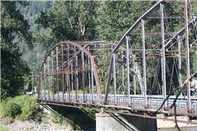 Theodore Roosevelt Memorial Bridge