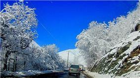 Roudbar-e Ghasran Road