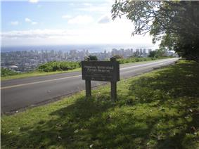 Tantalus-Round Top Road