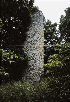 Round Tower Ram's Island