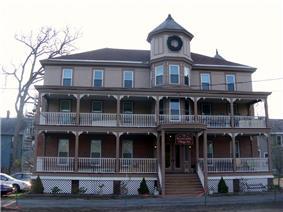 Round Lake Historic District