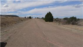 Route 66, State maintained from Montoya to Cuervo