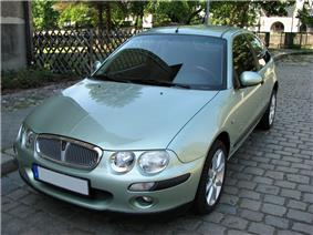 Rover 25.