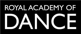 Official logo of the Royal Academy of Dance