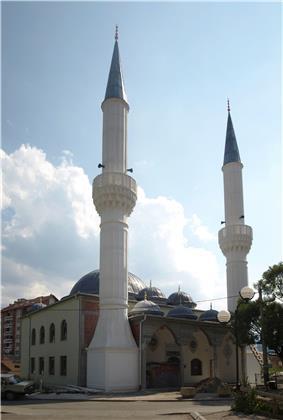 Rozaje mosque Sultan Murat II.JPG