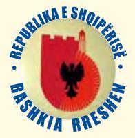 Official seal of Rrëshen