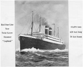 SS Lapland