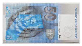 50 korún reverse