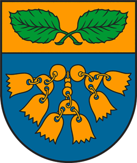 Coat of arms of Rucava Municipality