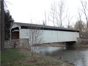 Rudolph and Arthur Covered Bridge