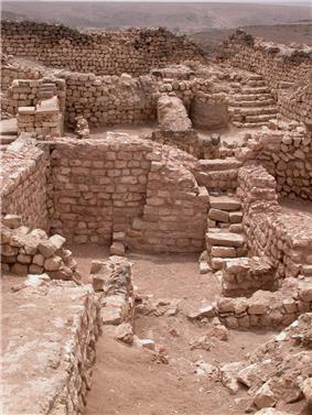 Ruins at Khor Rori