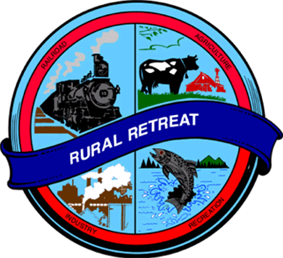 Official seal of Town of Rural Retreat, Virginia