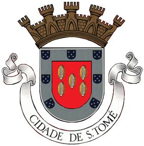 Coat of arms of São Tomé
