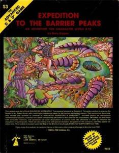 The cover of the module features medieval warriors battling an eight armed monster.