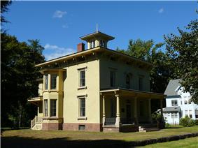 Franklin Johnson House