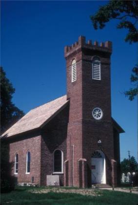 Shrewsbury Church