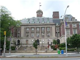 Staten Island Borough Hall and Richmond County Courthouse