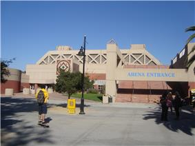 The Event Center, October 2010