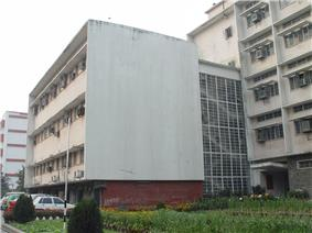 Planning Block of the School of Planning and Architecture
