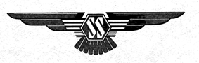 The SS Cars badge