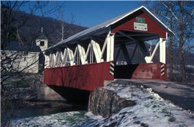 St. Mary's Covered Bridge