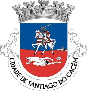 Coat of arms of Santiago do Cacém