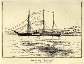 St. Anna ship